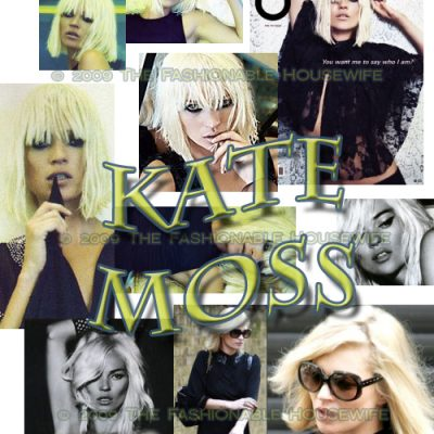 Spring 2009 Hair Color Trends: Peroxide Blonde