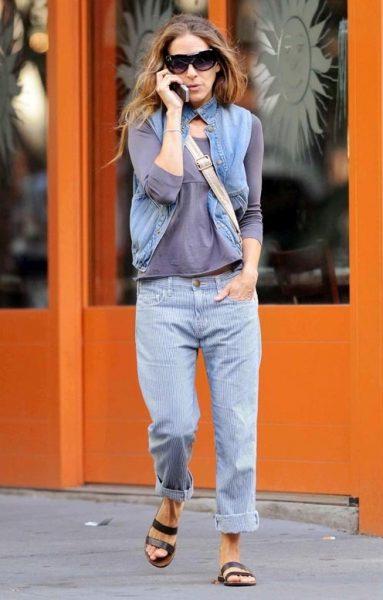Celebrity Fashion: Sarah Jessica Parker