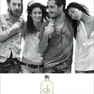 """Calvin Klein Relaunches CK One And """"We Are One"""" Campaign"""