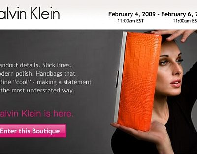 Calvin Klein Handbags Up To 65% Off At RueLaLa Boutique