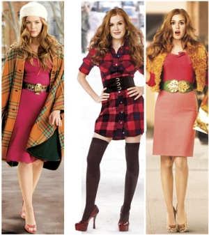 "Secret To Isla Fisher's Perfect Body In ""Confessions of A Shopaholic"""