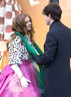Where Can I Buy The Green Scarf Seen In Confessions of A Shopaholic?