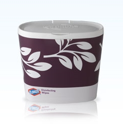 Clorox Disinfecting Wipes Decor Canister Giveaway!