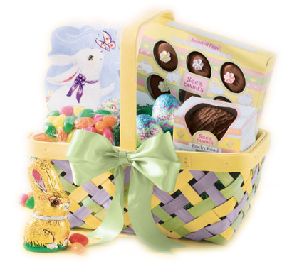 Sees easter candy giveaway the fashionable housewife easterbasket negle Images