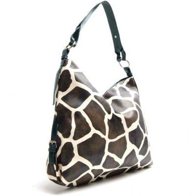 Trend Alert: Giraffe Print Handbags