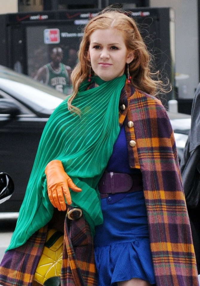 Where Can I Buy The Green Scarf Seen In Confessions Of A
