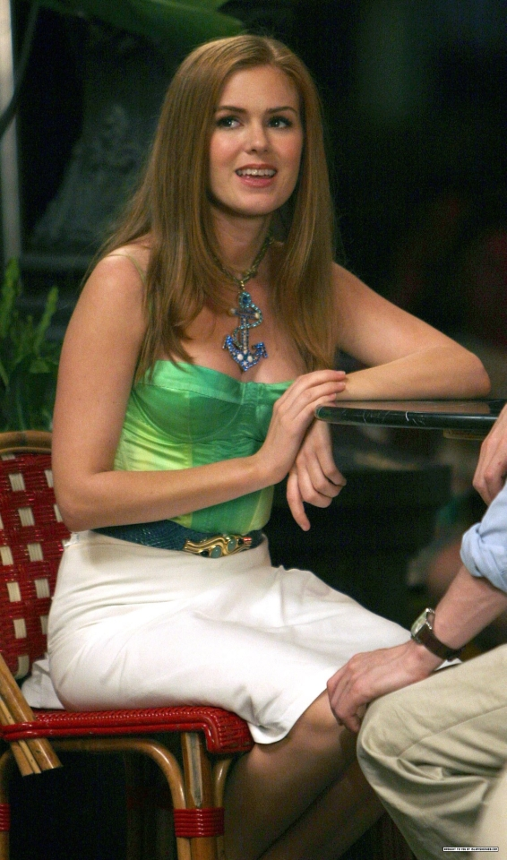 The Infamous Anchor Necklace Isla Fisher Wore In Confessions Of A