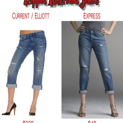 Current/Elliott: Get The Look For Less