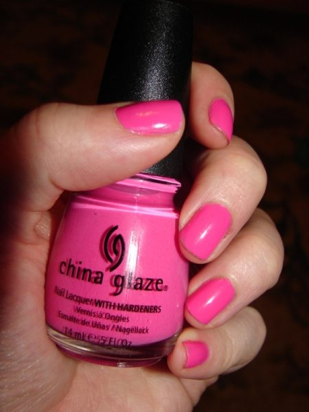 "China Glaze – ""Kicks Collection"" Part 3"