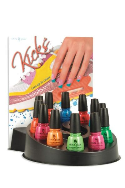 Pop Into Spring With Bright Colors From China Glaze