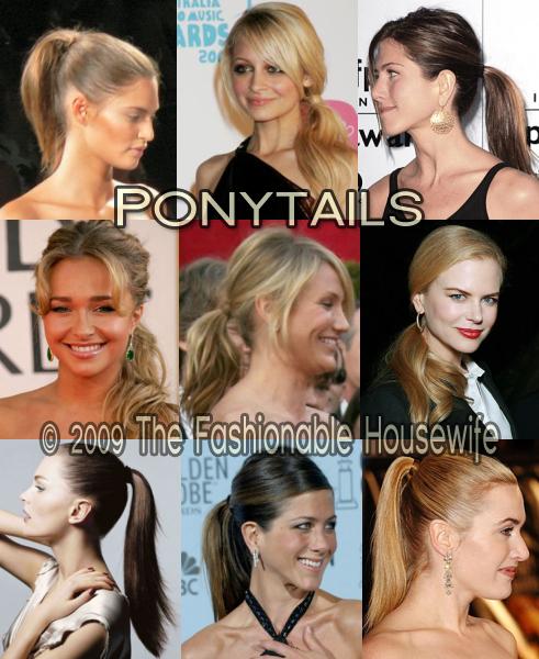 ponytails2009