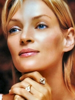 Givenchy Partners with Uma Thurman for New Fragrance Launch