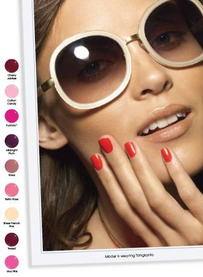 Avon's New Formula Nailwear Pro Nail Enamel Sounds Promising