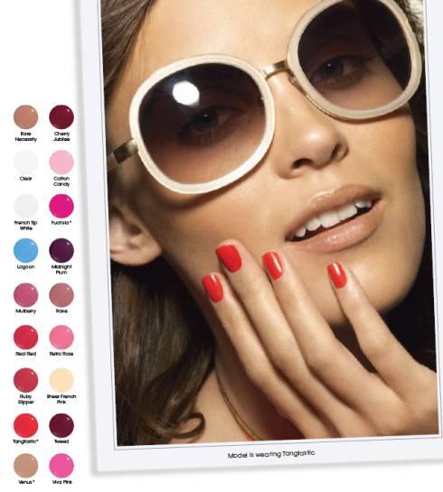 Avon's New Formula Nailwear Pro Nail Enamel Sounds Promising