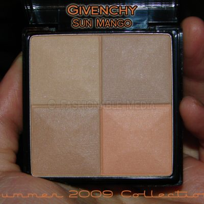 Must-Have: Givenchy Summer 2009 Makeup Collection