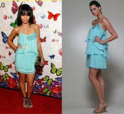 Celebrity Fashion: Vanessa Hudgens