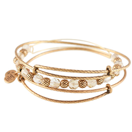 Alex and Ani Expandable Bangles Are So Hot!
