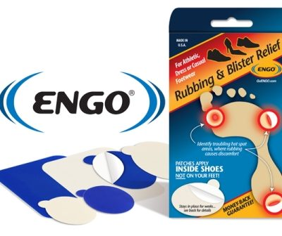 Enter Our Blister-Free Engo Patches Giveaway!