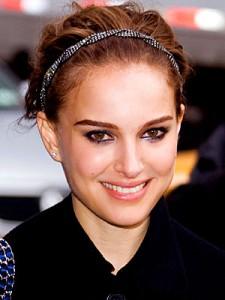 Natalie Portman Headband