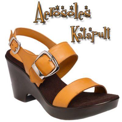 Comfortable Wedge Sandals: Review of Aerosoles Katapult