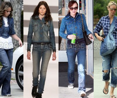 What Not To Wear: Denim Outfits