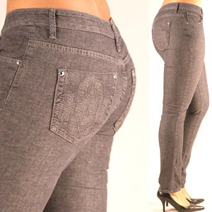 PZI Jeans: Finally, Jeans That Fit!