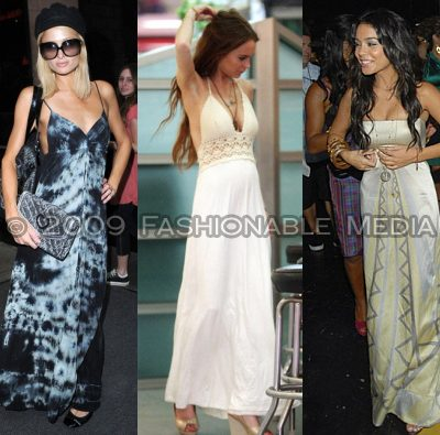 How To Wear A Maxi Dress This Summer