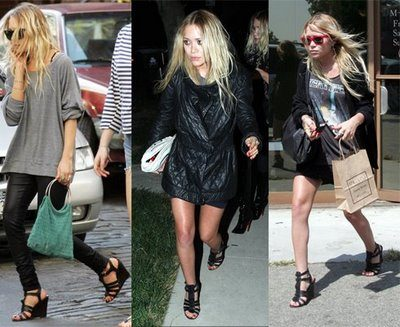 Gladiator Wedges That Are Stylish And Comfortable