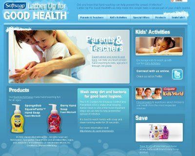 Softsoap® Liquid Hand Soap Giveaway! 25 Winners!