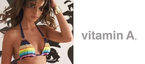 Image result for Vitamin A swimwear Logos pics