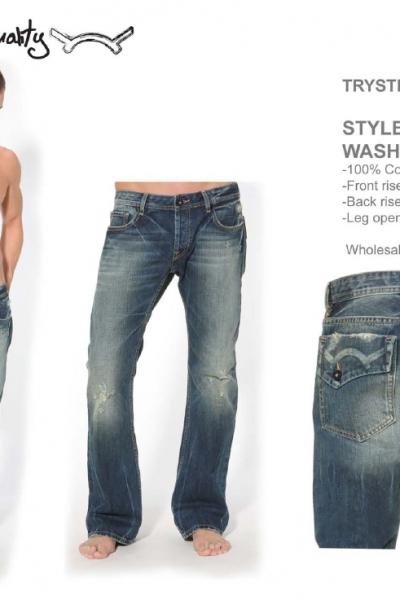 We're Giving Away A Pair of 'Cult of Individuality' Men's Premium Denim Jeans