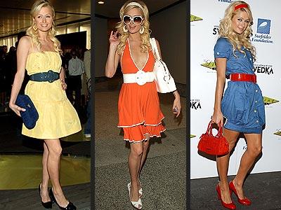 Summer Outfit Ideas: Wide Belts