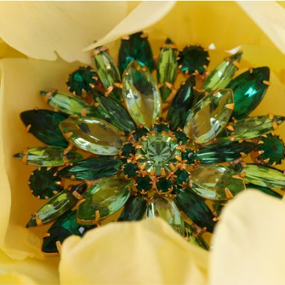 Fall 2009 Fashion Week Trend: Vintage Brooches