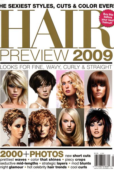 fall 2009 hairstyles