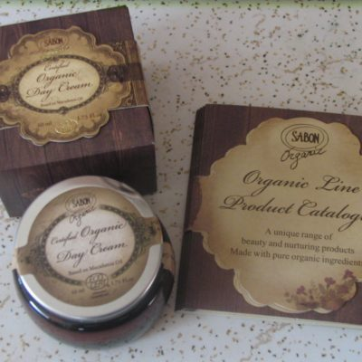 Sabon Organic Day Cream Review