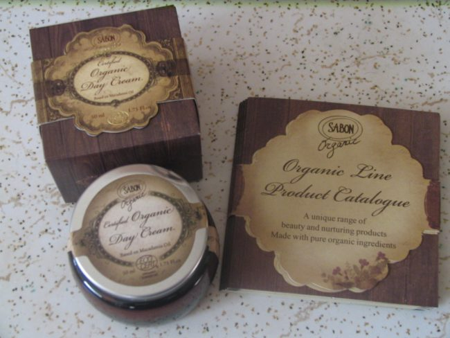 Sabon Organic Day Cream Review