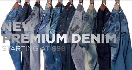 Premium, Affordable Denim from A|X