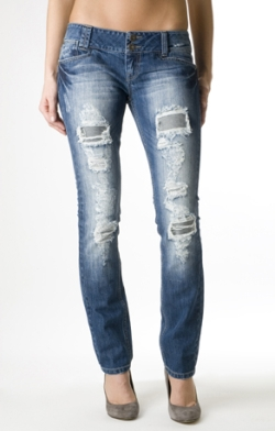 We're Giving Away A Pair of YMI Jeans!