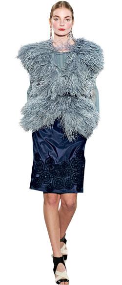 Fall 2009 Trends: Furry Furs