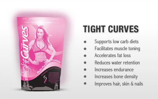 Giveaway: Tight Curves Perfect Protein for Women
