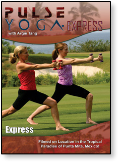Giveaway: Pulse Yoga Express DVD