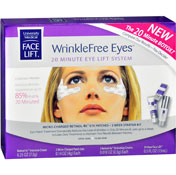 Review: Wrinkle Free 20-Minute Eye Lift System