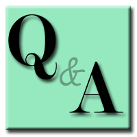 Q&A on The Fashionable Housewife