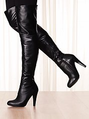 Fall 2009 Shoe Trends: Thigh High Boots / Over The Knee Boots