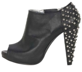 Fall 2009 Shoe Trends: Booties – Cutout & Peep-Toes