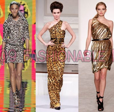 Fall 2009 Fashion Trends: Leopard Prints