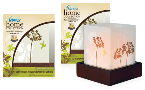 Febreze Home Collection Flameless Luminary