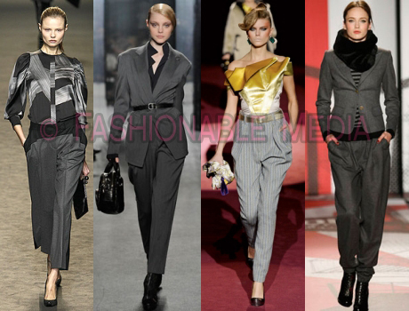 Fall 2009 Fashion Trends: Menswear