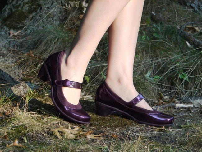 Review: Naot 'Trendy' Casual Mary Jane Shoes