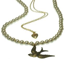 Betsey Loves Vintage Necklace Giveaway